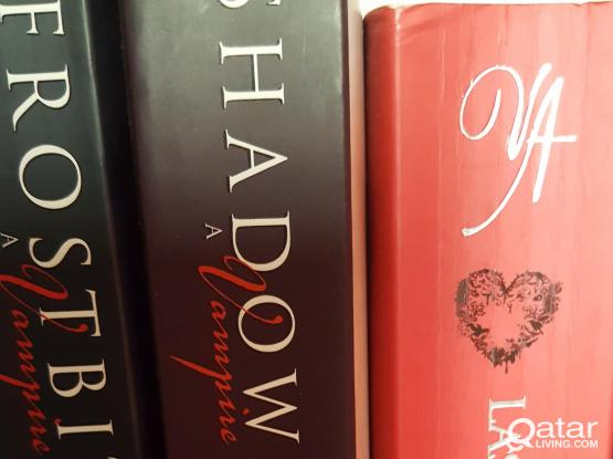 Vampire Academy Books by Richelle Mead