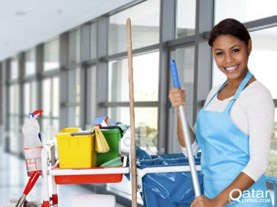 Daily Office Cleaning Service