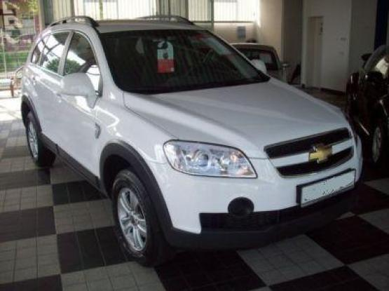 Chevrolet Captiva LT 2014