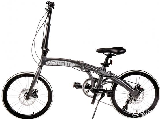 verdict folding bike