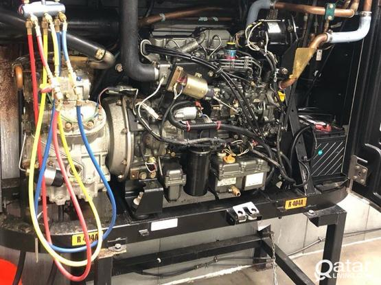Ac & compressor repairing