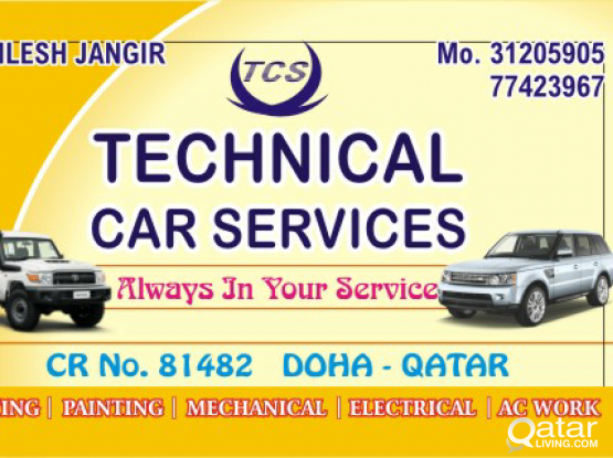 Technical car Services