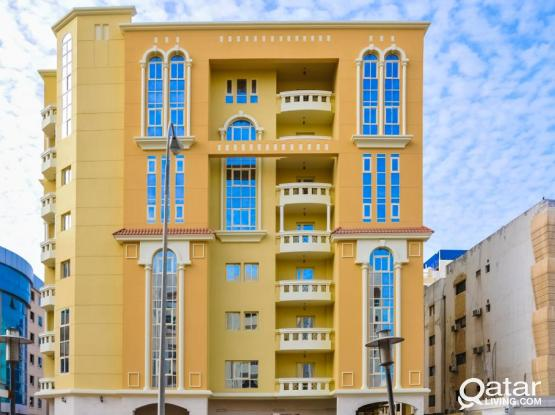Brand New 3BHK Apartments in the heart of Al Najma