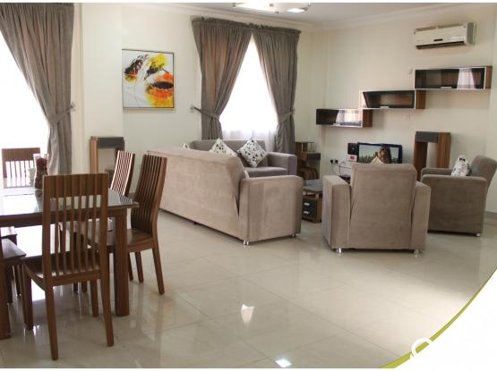FULLY FURNISHED 1 BEDROOM SPACIOUS APARTMENT IN HEART OF DOHA