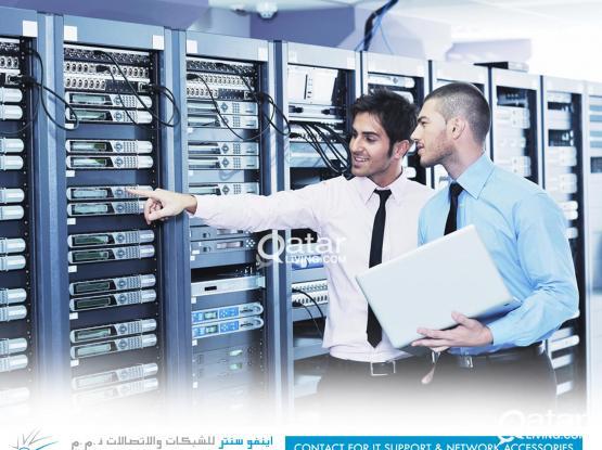 INFOCENTER NETWORK & COMMUNICATIONS