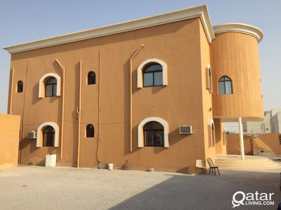 Semi furnished rooms available behind Dragon Mart at Ain Khaled