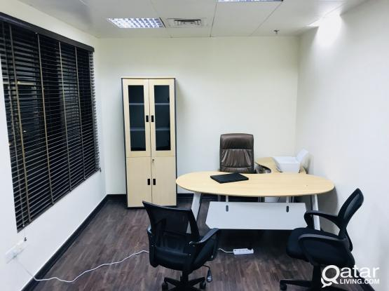 ApprovED Office Space at Affordable Price.--No Hidden Charges