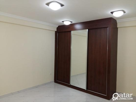 (Families & Ladies only)Neat & Clean Spacious Studio for Rent Beside Tawar Mall
