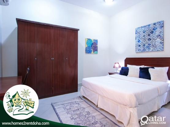 1BHK FF APARTMENT IN THUMAMA ! ALL INCLUSIVE (JASMINE)