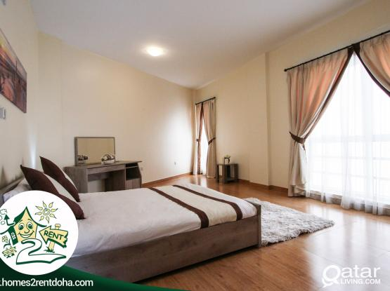 1BHK FF APARTMENT IN MUGHALINA WITH METRO LINK ! ALL INCLUSIVE (MUGHALINA MEWS)