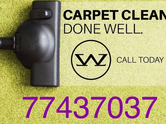 call 66470395 for carpet cleaning, sofa cleaning, floor cleaning and all type of pestcontrol call 77437037