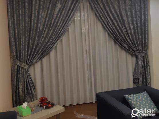 All Curtains,,, Wallpaper ,,, P.V.C for floor,,,, Carpet Etc.....All Kinds of works. MOB : 33826073