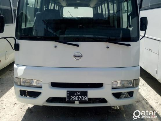 30 Seater Passenger Bus For Rent - Petrol Or Diesel