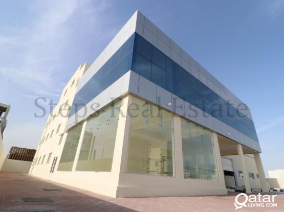 2000 Sqm Warehouse With Office & Labor Rooms