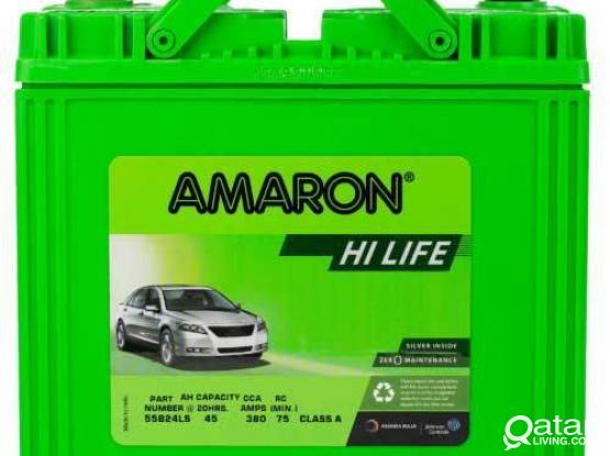 Batteries for Cars