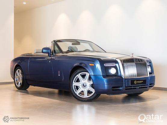 Rolls-Royce Phantom Drophead 2011
