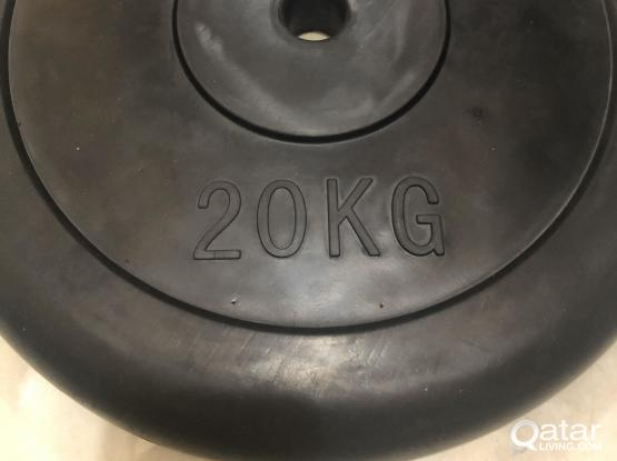 20KG plate