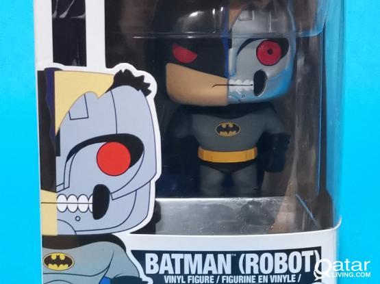 Funko Pop Batman Robot from Batman Animated series
