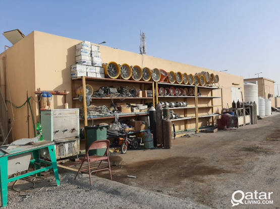 MISCELLANEOUS USED SPARE PARTS FOR SALE IN VGC