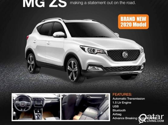 BRAND NEW MG ZS 2020 model