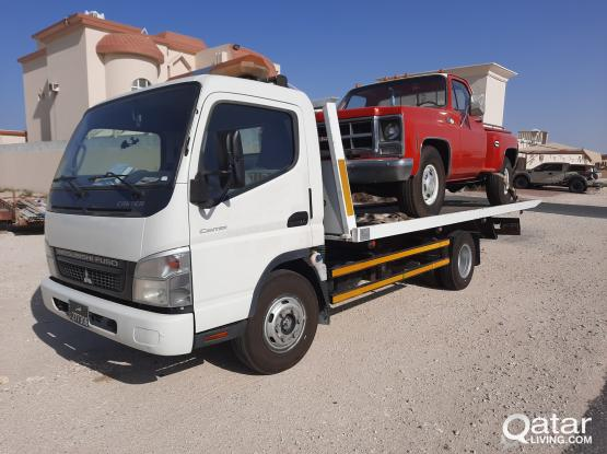 Breakdown service  car towing  recovery vehicle