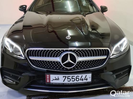 Mercedes E 200 2017