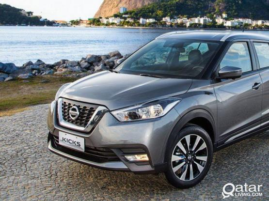 NISSAN KICKS 2020 FOR RENT