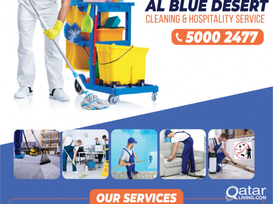 Commercial Cleaning, Pest Control, House Keeping & Swimming Pool Cleaning - 50002477