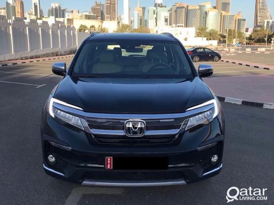Honda Pilot Touring 2020