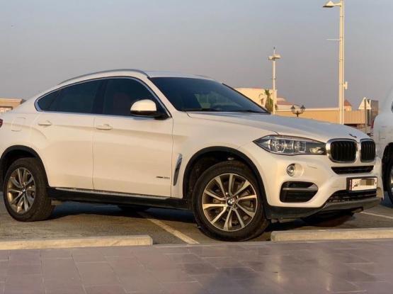 BMW X6 2018