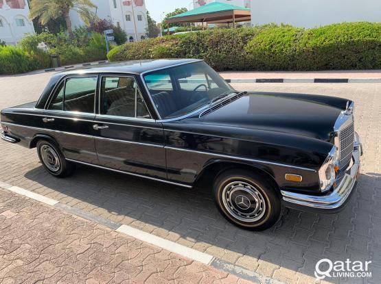 Mercedes SEC 560 60's
