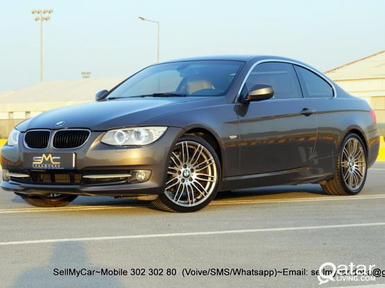 BMW 3-Series 325 i 2011