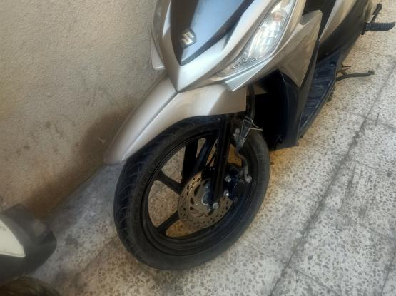 Suzuki Motorcycle IN 125 2018