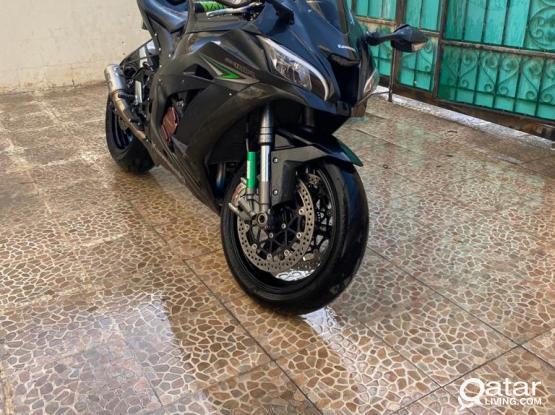 Kawasaki Ninja 1000 SX 2016