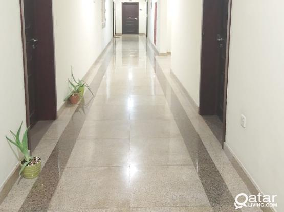 Hot Offer - Spacious - Clean Semi Furnished  1 BHK Apartment @ Al Sadd