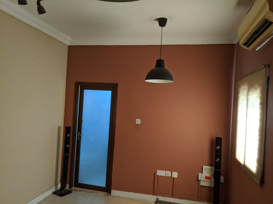 2bhk with 2 bathrooms in small compound
