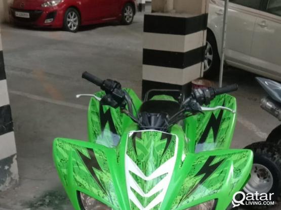 Kawasaki KFX 700 2015