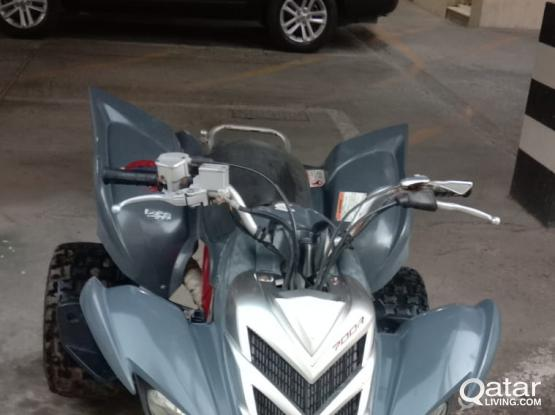 Yamaha Rapator 700R