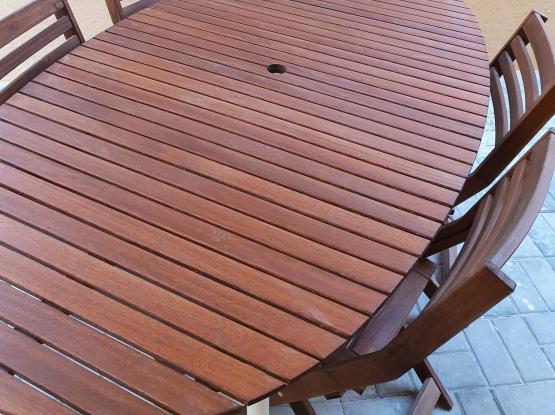 Outdoor Table - Garden Table