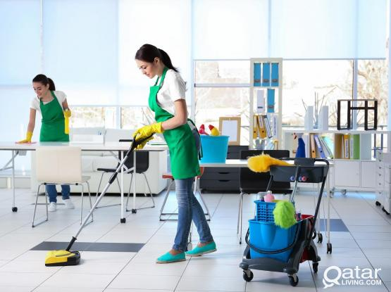 friendly and hardworking cleaners is now ready to give a good quality of service come in book now,