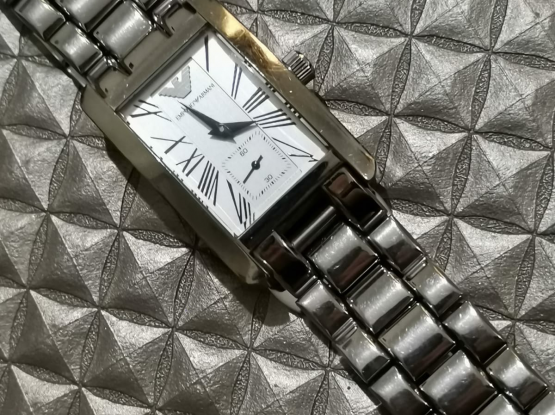 Used Branded Watch - Emporio Armani (for Ladies)