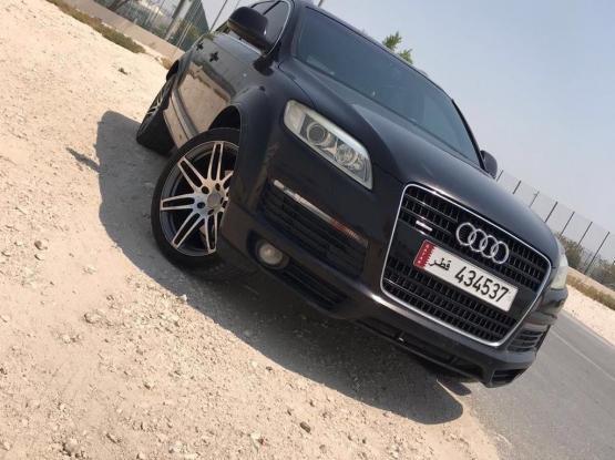 Audi Q7 4.2 TFSI 2007