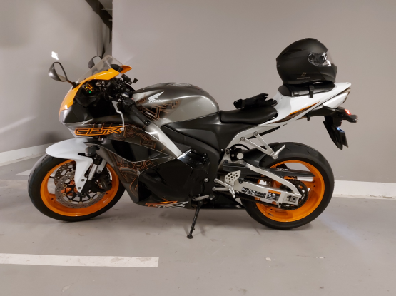 Honda Bikes CBR 2011