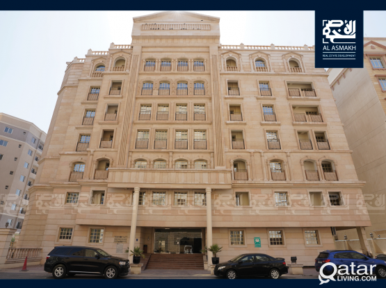 FF 2-Bedroom Apartment for rent in Al Sadd