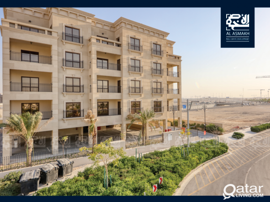 Brand New Luxurious 1-Bedroom Apt in Fox Hills, Lusail