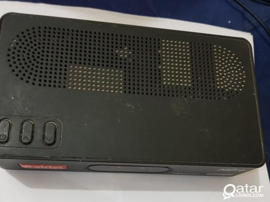 Airtel Receiver with Remote
