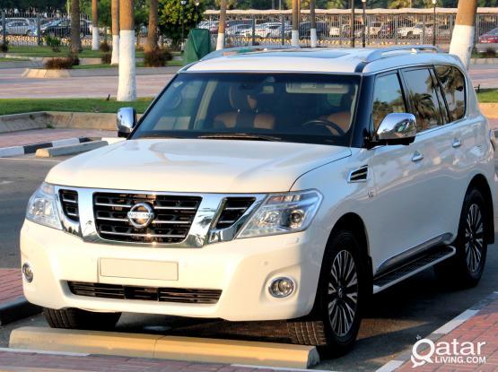 Nissan Patrol Platinum 2017