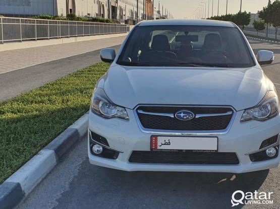Subaru Imperza 2016