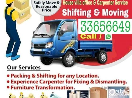 Moving and shifting 33656649 for good price. Professional works. Please call 33656649