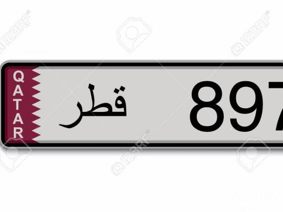 4 carcdigit plate number